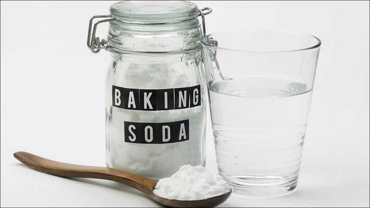 Bột baking soda diệt gián