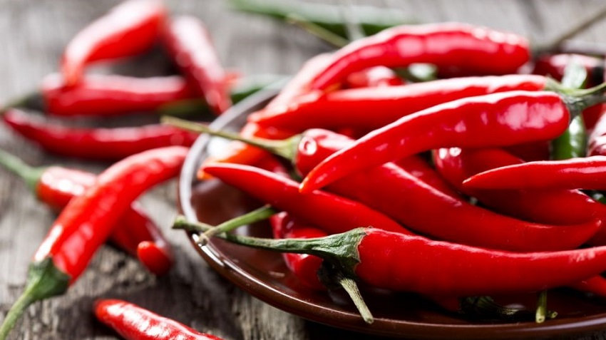 Cách diệt mối mọt bằng ớt tươi