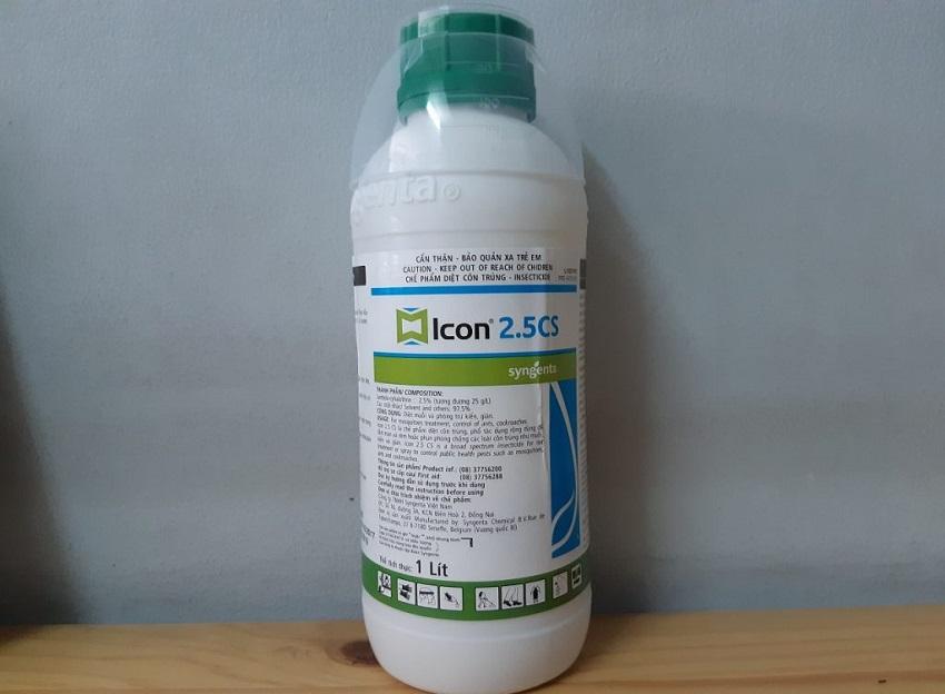 Thuốc diệt côn trùng Icon 50EC